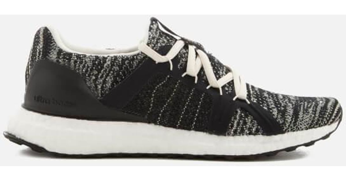 check out b7fa0 5e9ee Adidas By Stella McCartney - Black Women's Ultraboost Parley Trainers - Lyst