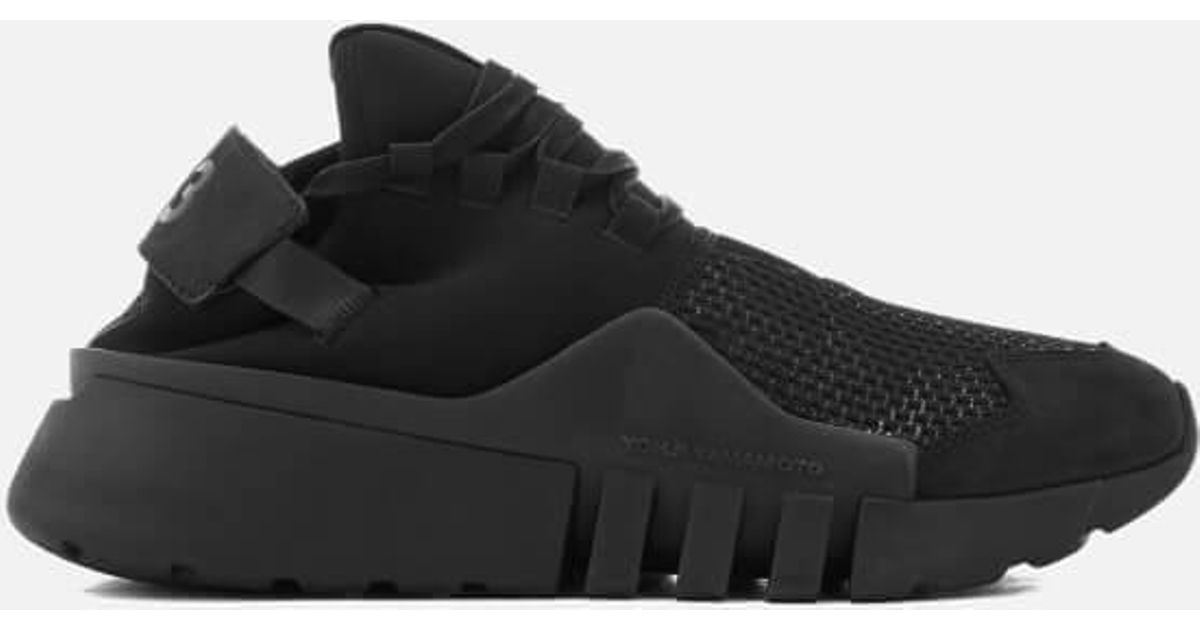 f7dff316e Lyst - Y-3 Y3 Men s Ayero Sneakers in Black for Men
