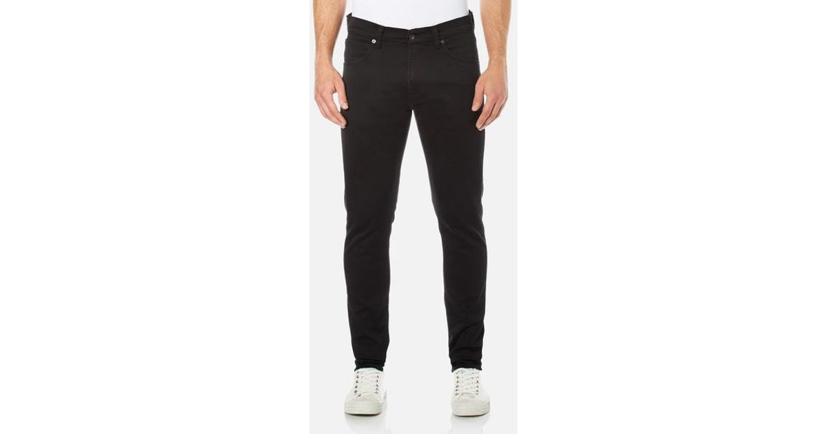 a956fe5e42207 Edwin Men s Ed85 Slim Tapered Drop Crotch Jeans in Black for Men - Lyst