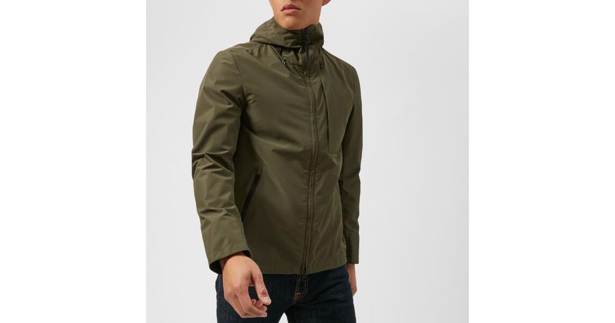 Lyst - Woolrich Men s Pacific Jacket in Green for Men 891c5a13ccee