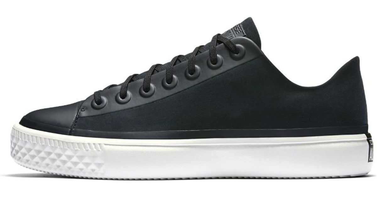 d1d0965d7ac5 Lyst - Converse Chuck Taylor All Star Modern Future Canvas Low Top Shoe in  Black for Men