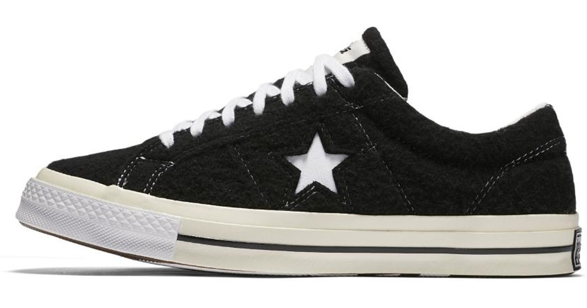 6c19d091612 Lyst - Converse X Patta X Deviation One Star Low Top Men s Shoe in Black ...