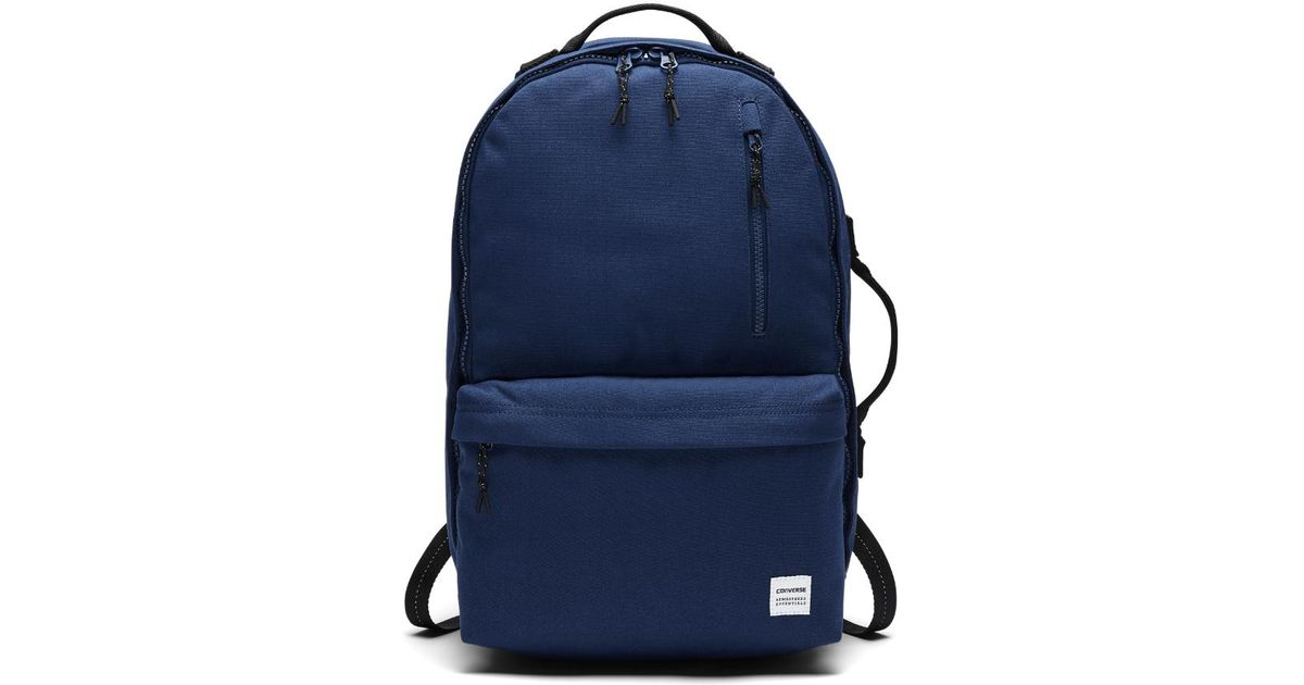 c647ceb9b82 Lyst - Converse Essentials Backpack (blue) in Blue for Men