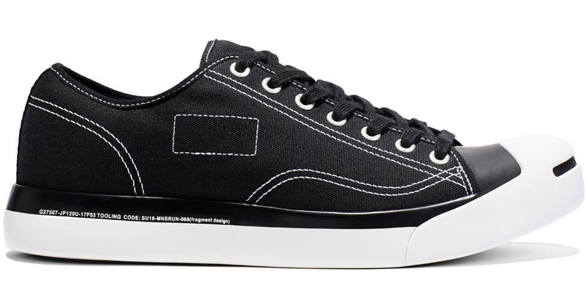 e46e9646ed9589 Converse X Fragment Design Jack Purcell Modern in Black for Men - Lyst
