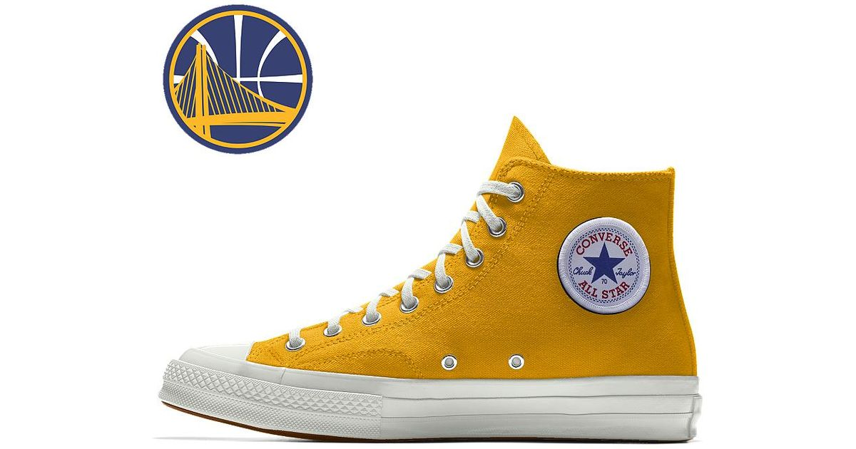 58bb58dd325 Lyst - Converse Custom Chuck 70 Nba High Top Shoe for Men