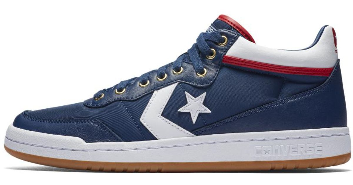Lyst - Converse Fastbreak Pro Mid Men s Skateboarding Shoe in Blue for Men b24e3f055