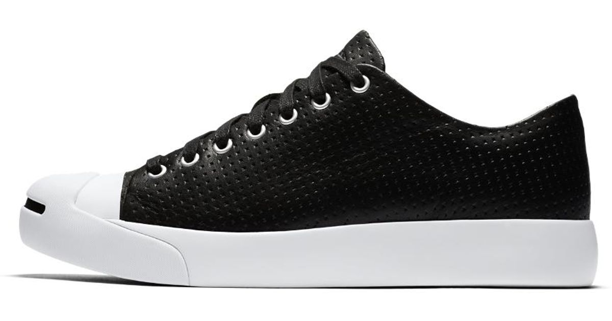 d4cc513596e0c4 Lyst - Converse Jack Purcell Modern Leather Men s Shoe in Black for Men