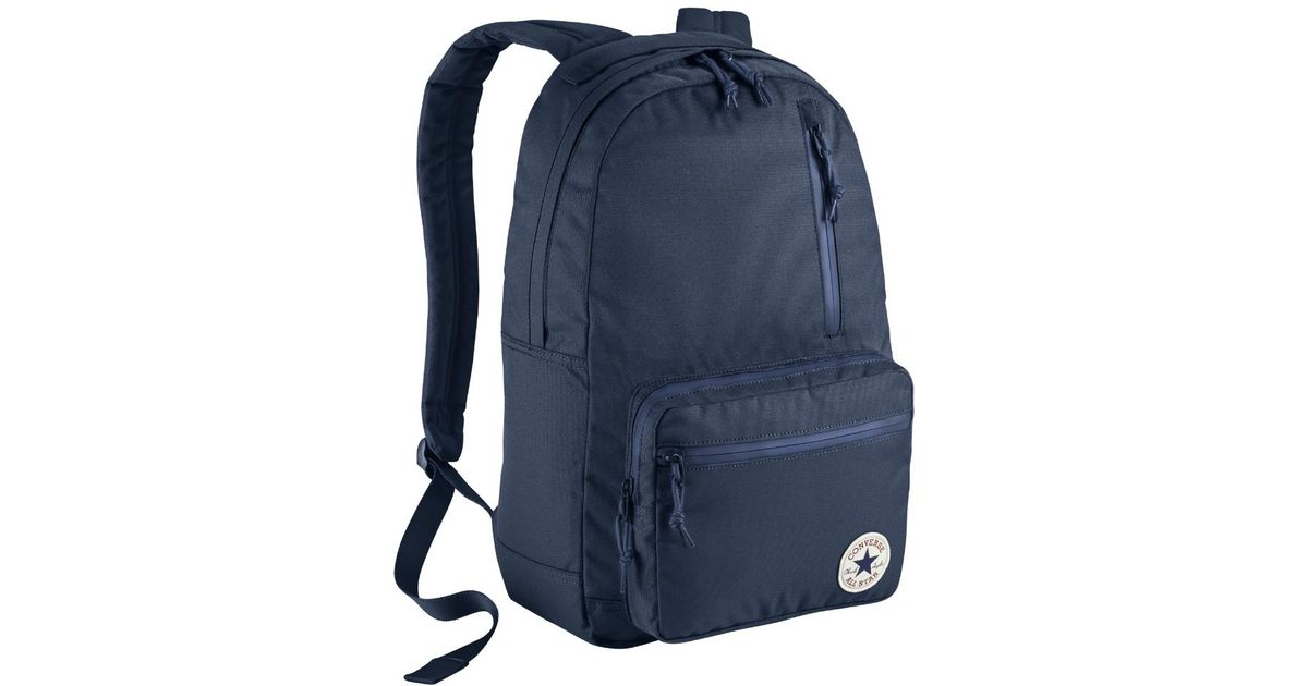 48555212be9a Lyst - Converse Poly Go Backpack (blue) - Clearance Sale in Blue for Men