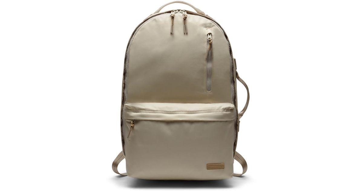 5c40b12246 Lyst - Converse Essentials Backpack (cream)