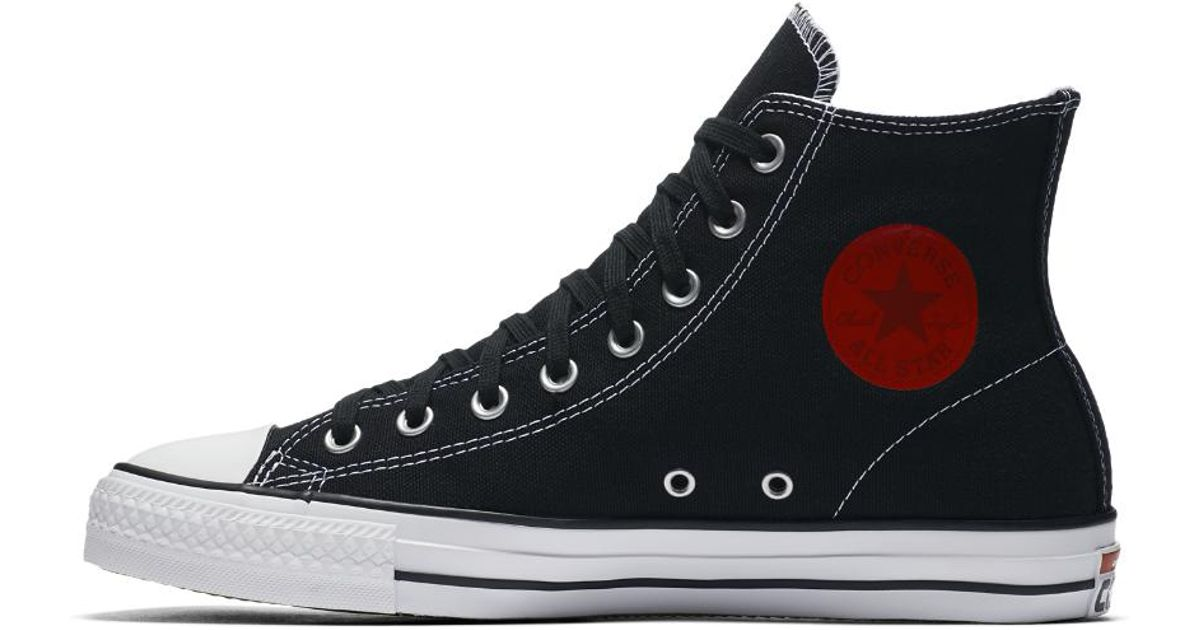 5c8c7d1bc362 Lyst - Converse X Chocolate Ctas Pro High Top Skateboarding Shoe in Black  for Men