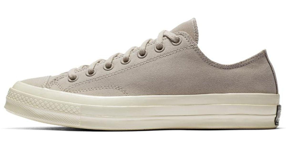 807c78afd356 Lyst - Converse Chuck 70 Equinox Low Top Men s Shoe in Brown for Men