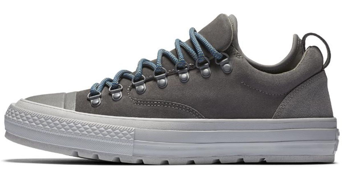 73f042f3e83a Lyst - Converse Chuck Taylor All Star Descent Low Top Shoe in Gray for Men