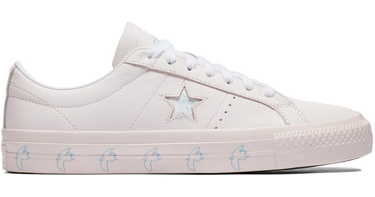 c509fd2442f3 Converse X Illegal Civilization One Star Pro in White for Men - Lyst