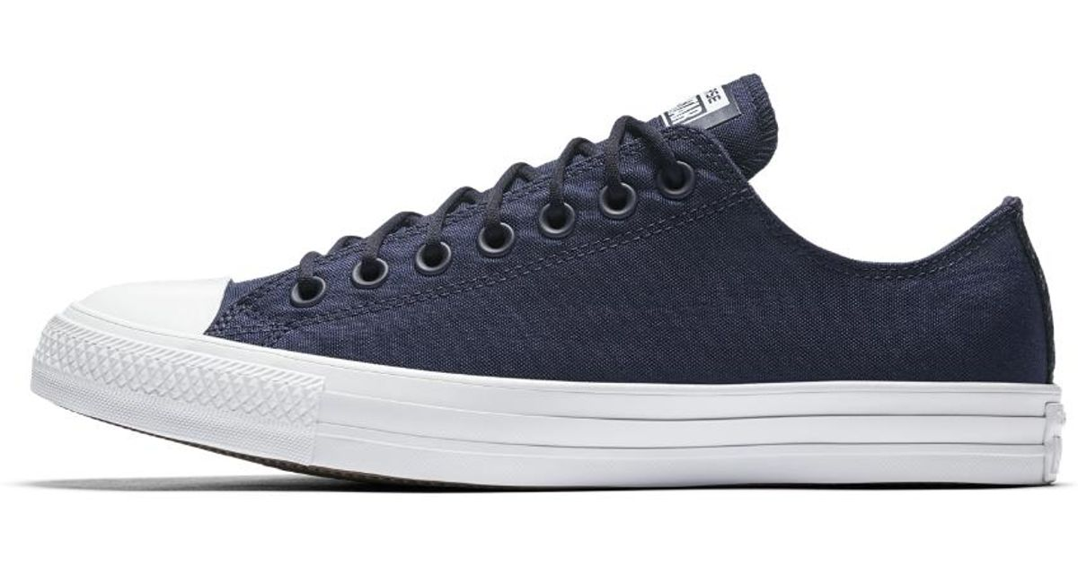 new style 64a31 77c4a Converse Chuck Taylor All Star Cordura Low Top Shoe for Men - Lyst