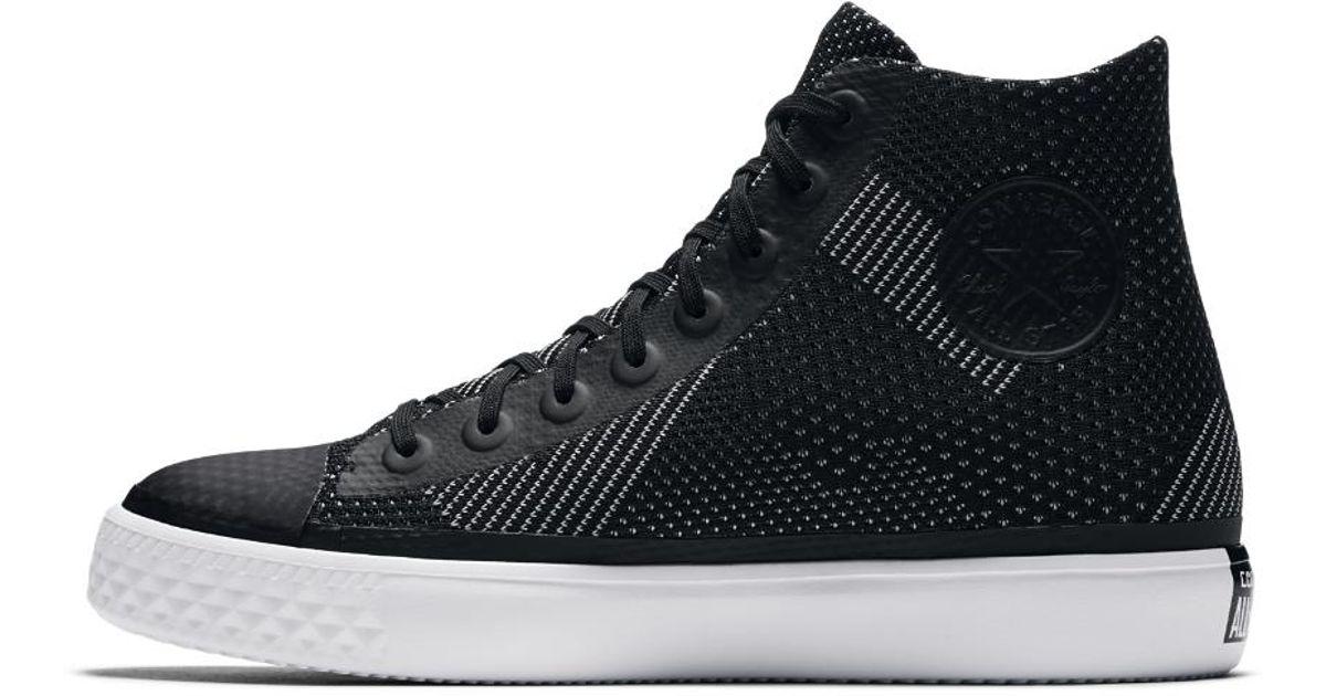 e271a6f3b9206a Lyst - Converse Chuck Taylor All Star Modern High Top Shoe in Black for Men