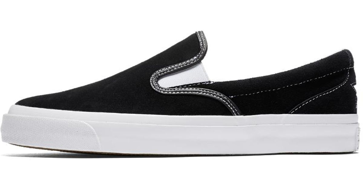 e7d9e0615da6b5 ... sale lyst converse one star cc low top mens skateboarding slip in black  for men ff0d9