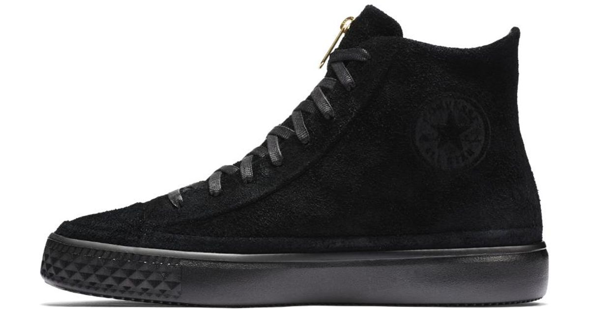 Top Chuck Lyst Suede Converse In Taylor Shoe Modern High Men's fYby76g