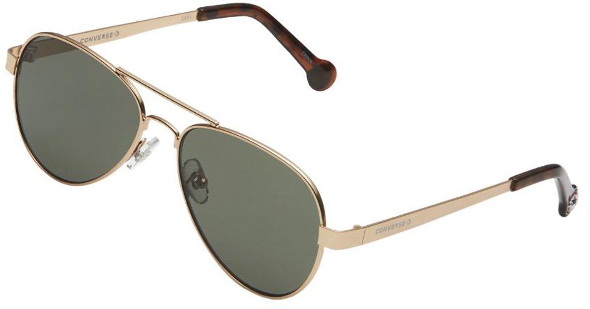 413d301452c44 Lyst - Converse Classic Aviator Sunglasses (grey) in Gray for Men