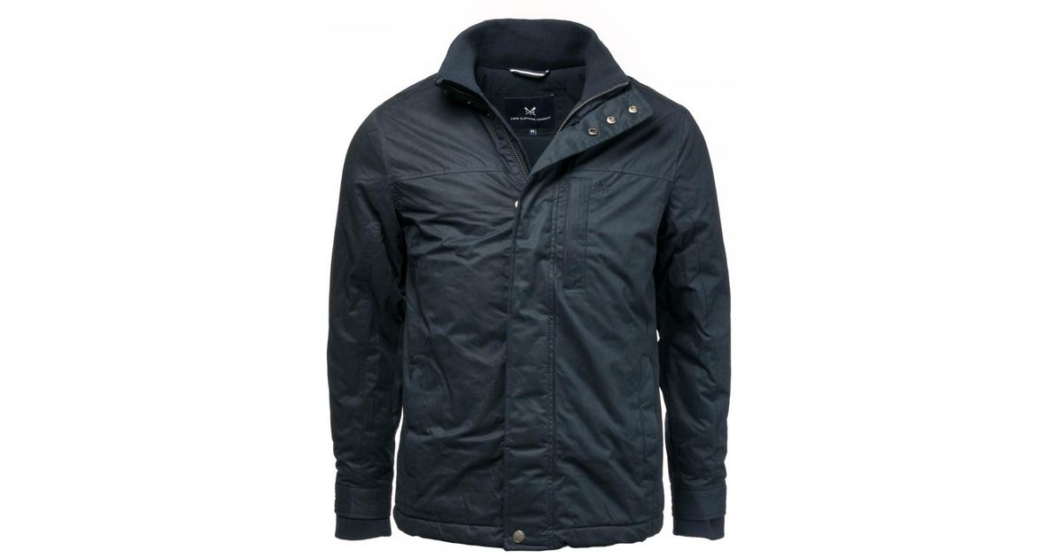 8f24502f805 Lyst - Crew Mens Bayards Jacket in Blue for Men