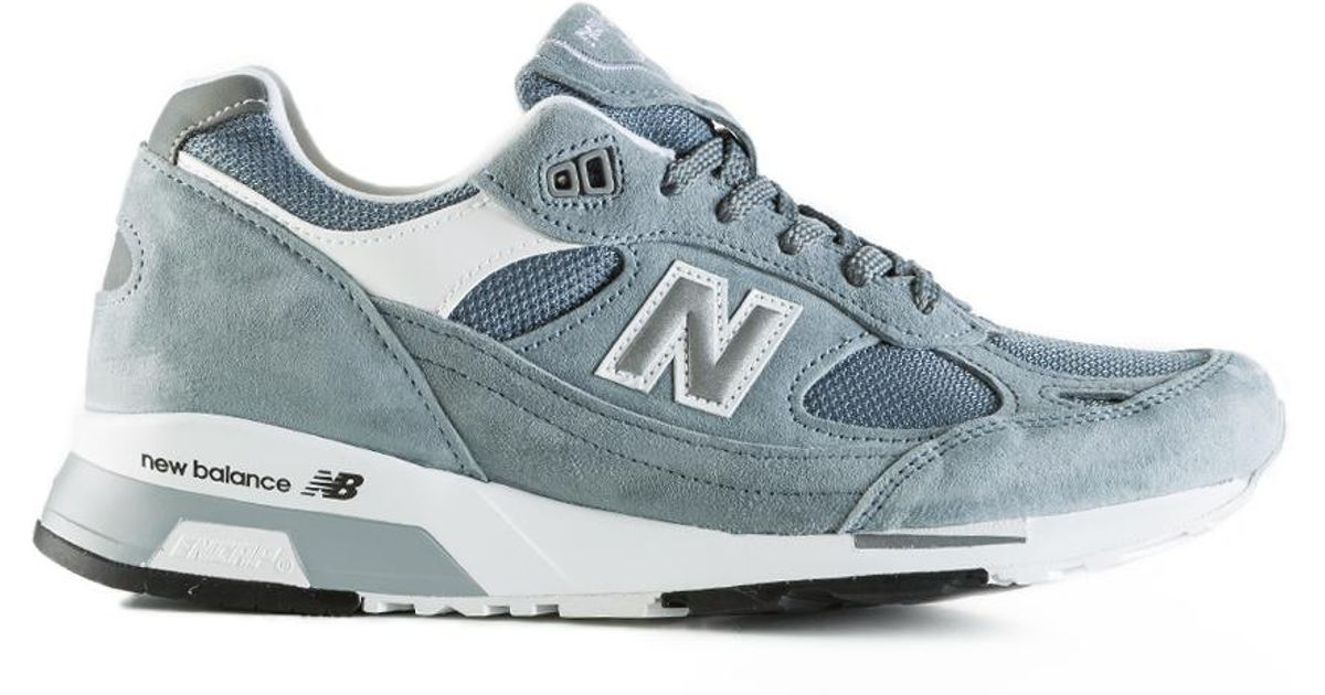 ... store lyst new balance m991 5lb citadel made in uk in blue for men  86ae7 7b86e 5f8f786d22cf