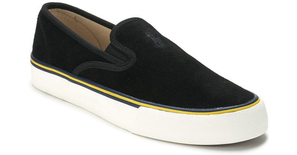Polo Ralph Lauren Slip - black HKP20B