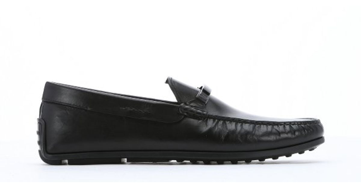 Tod's Leather Logo Loafers cheap sale shop offer cheap sale footaction shopping online original wAQRf