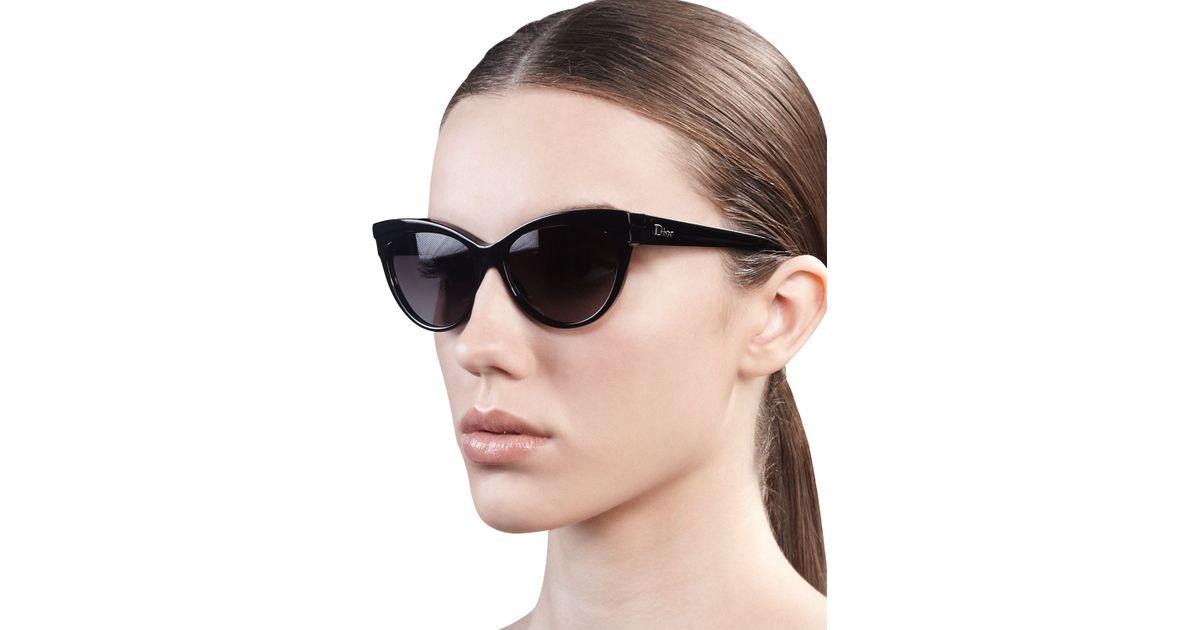 b20619daf0f Dior Cat Eye Sunglasses