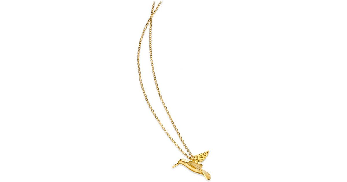 sterling com dp necklace amazon hummingbird origami silver inches boma