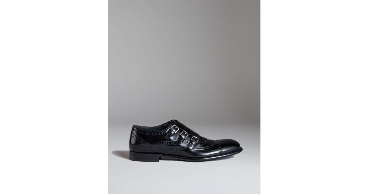 outlet enjoy clearance amazon Dolce & Gabbana monk strap shoes release dates cheap price ftFVD7sG