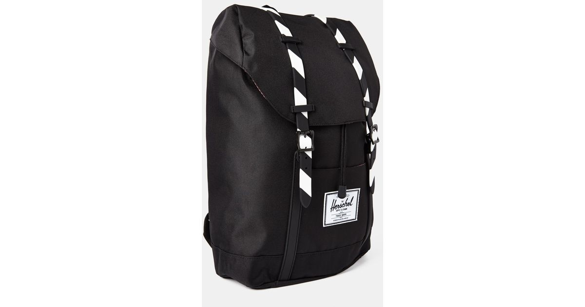Lyst - Herschel Supply Co. Supply Co. Retreat Backpack - Black in Black for  Men 8851731553