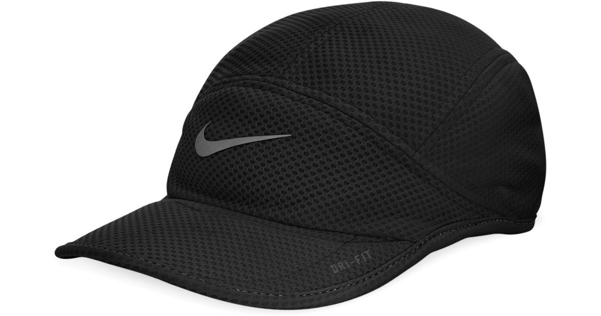 Lyst - Nike Daybreak Mesh Cap in Black for Men d369d0832c1
