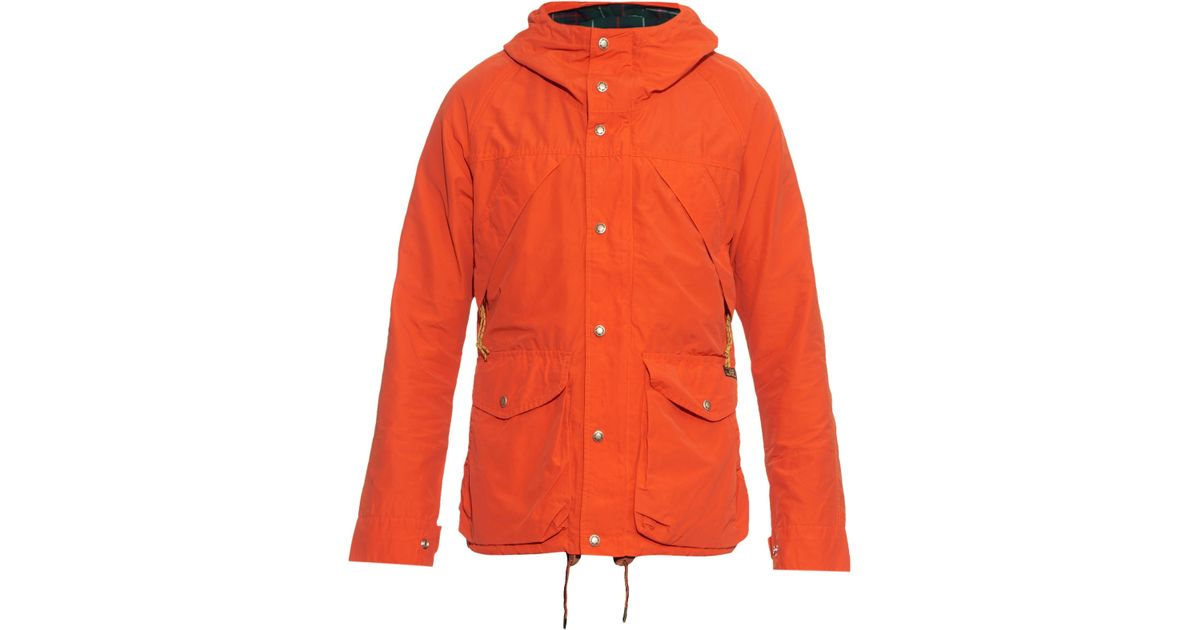 ca501f8fc Polo Ralph Lauren Trekking Basecamp Anorak Jacket in Orange for Men - Lyst