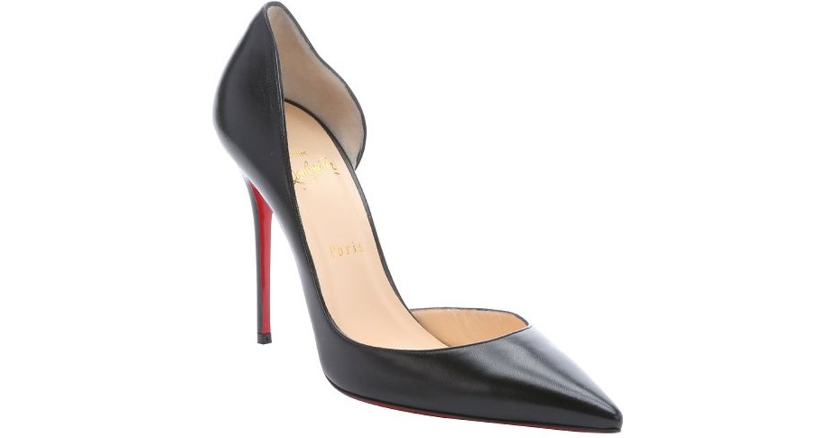 free shipping Christian Louboutin Iriza 100 Leather Pumps really for sale fast delivery online cheap sale Cheapest eastbay UW16U