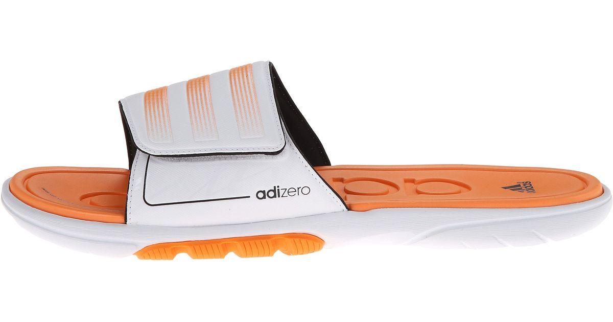 f4e883e94cf3 Lyst - adidas Adizero Slide 2 Sc Carnival in Orange for Men
