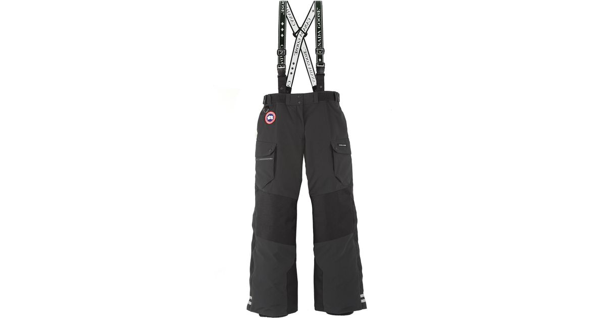 Canada Goose hats sale shop - Canada goose Tundra Cargo Pant in Gray for Men (Graphite) | Lyst