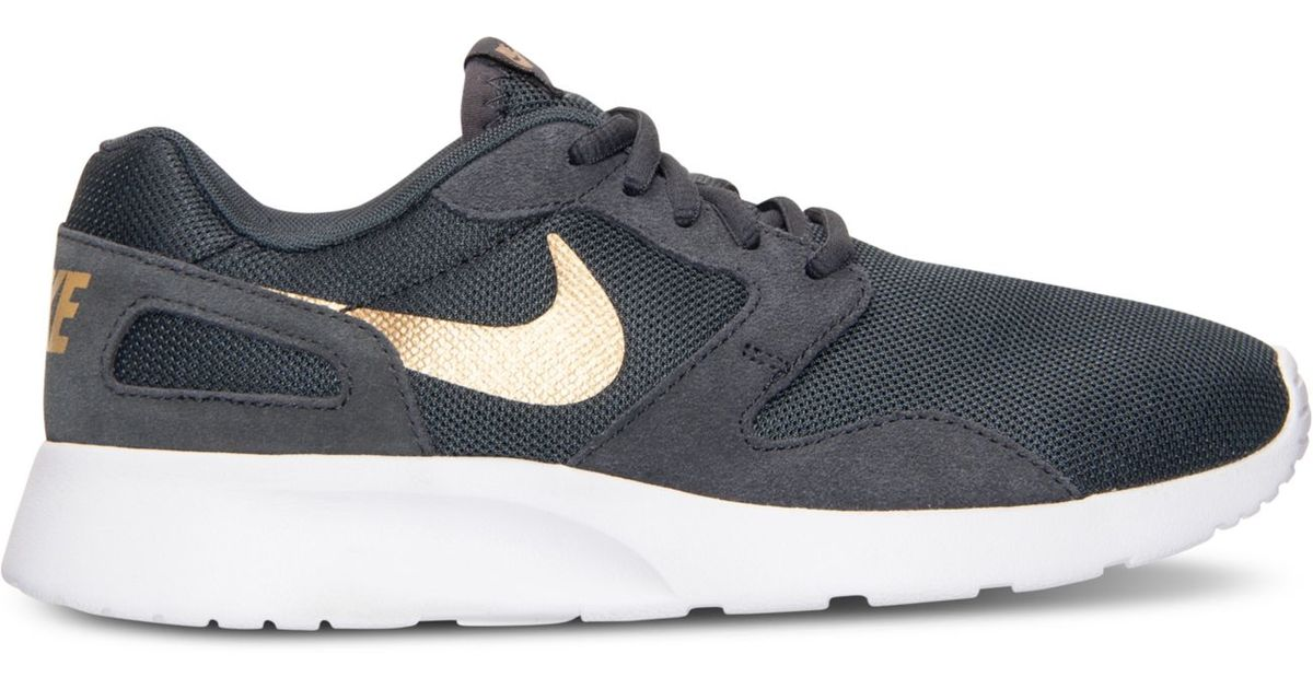 free shipping 8fed8 598e2 Nike Women s Kaishi Casual Sneakers From Finish Line in Gray - Lyst