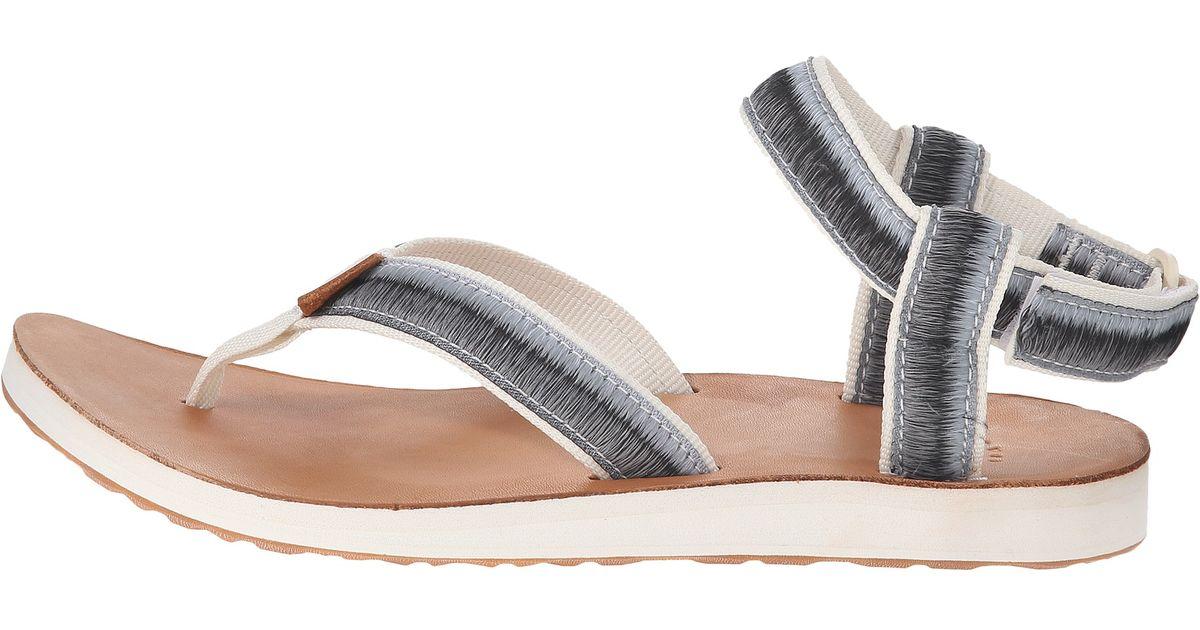 b3cde4d9a73c Lyst - Teva Original Sandal Ombre in Gray