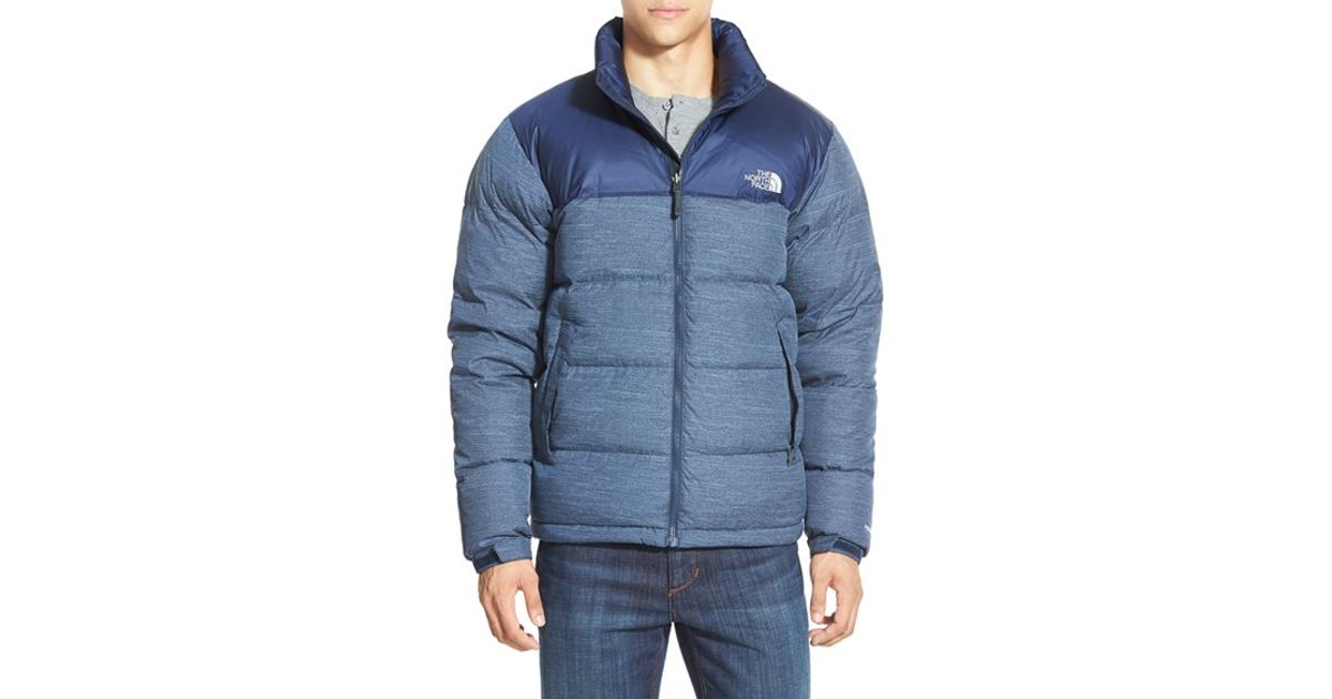 0b02a5101fef Lyst - The North Face  nuptse  Packable Quilted Goose Down Jacket ...