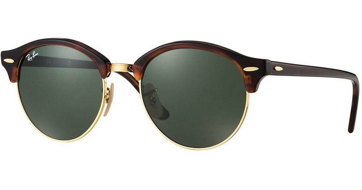 ray ban clubround rb 4246 990