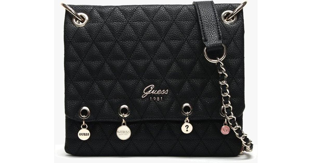 976345ba7f58 Guess Black Quilted Purse - Best Purse Image Ccdbb.Org