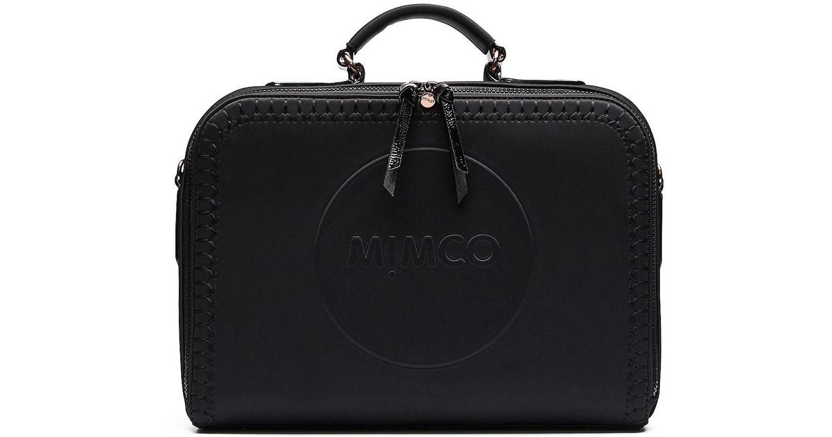 4cef289d3e3a Mimco Hydro Laptop Bag in Black for Men - Lyst