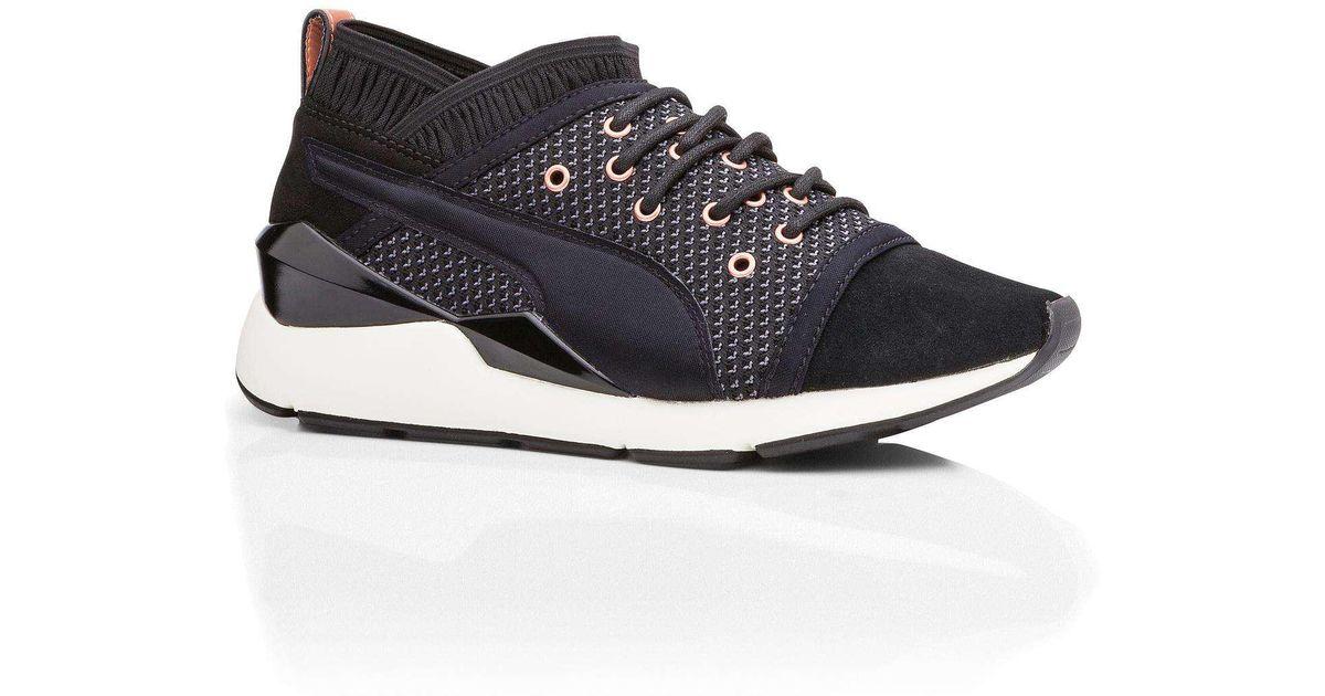 5dcdbc121a30 PUMA Pearl Vr Sneaker 5h-11 Fh in Black - Lyst