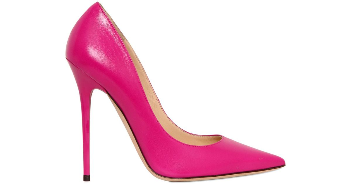 Jimmy Choo Jeanette 120 pumps - Pink & Purple Venta Barata Mejor eGR0J