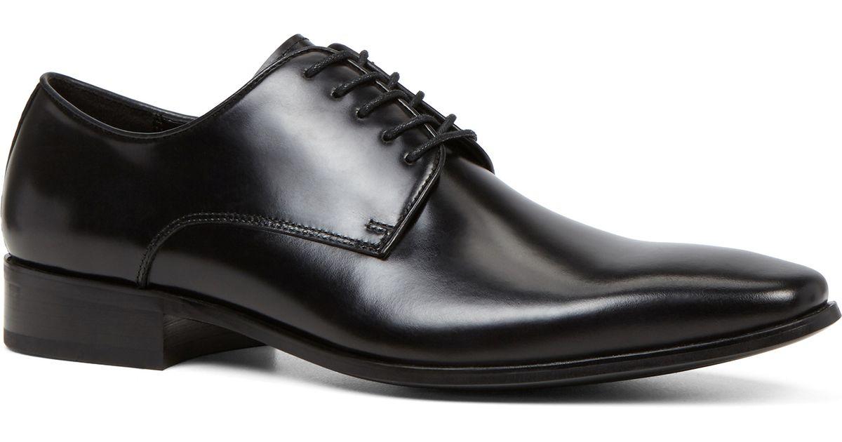 Aldo Chaussures En Cuir Derby Lauriano En Brun - Brun dpXVoX1XR
