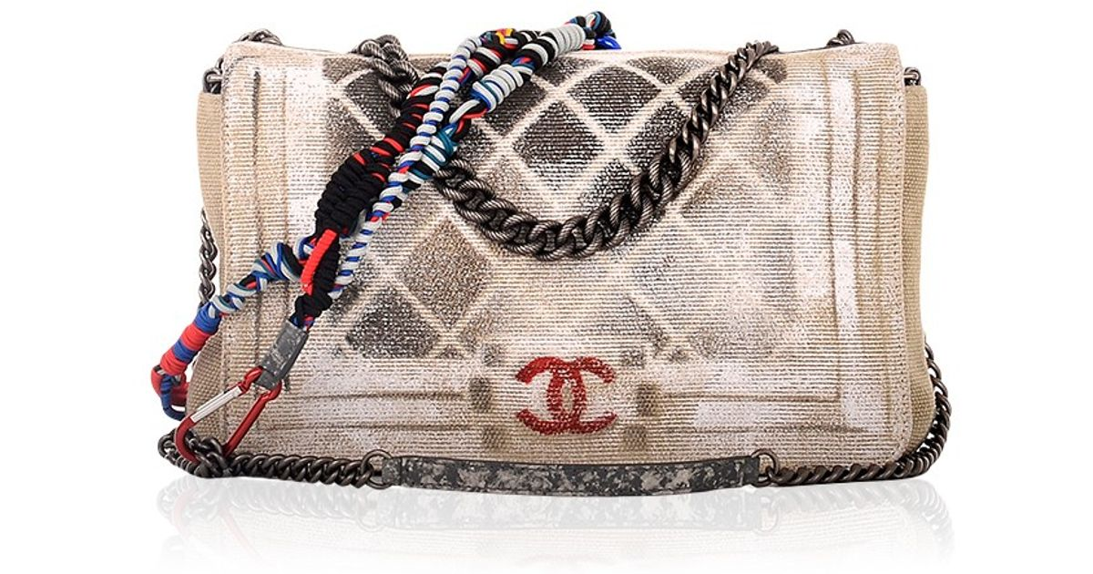3bd3bfcd46af Lyst - Madison Avenue Couture Chanel Limited Edition