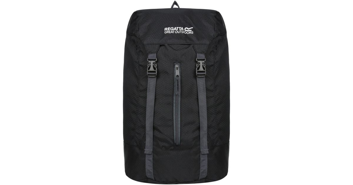 626be4bb453c Regatta Black Easypack Packaway 25l Backpack in Black for Men - Lyst