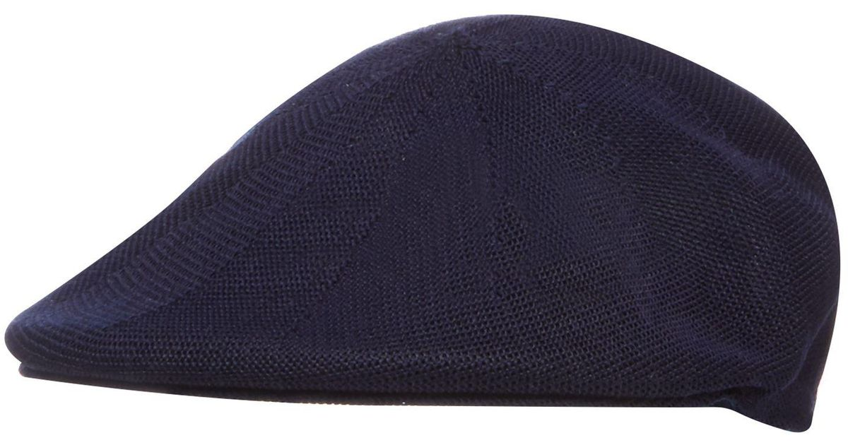 b734bb3c4ff8a J By Jasper Conran Navy Knitted Flat Cap in Blue for Men - Lyst