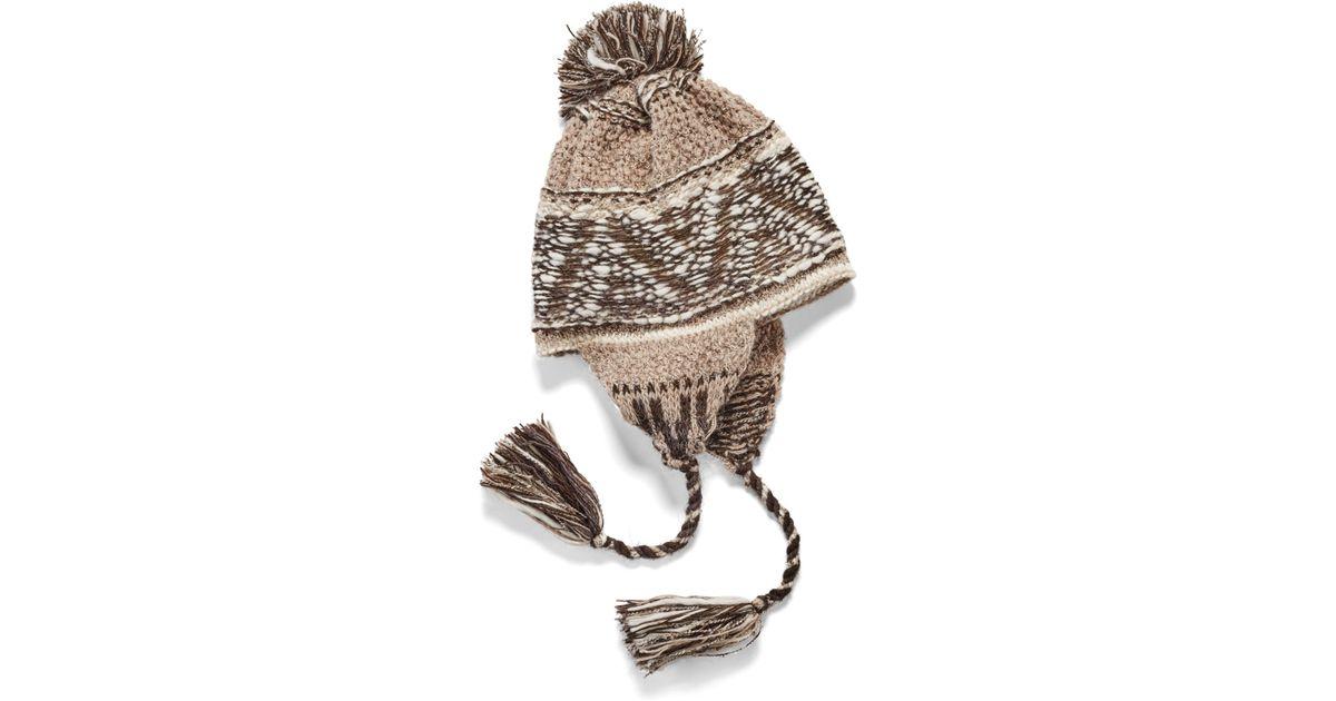 d019f82a979 Denim   Supply Ralph Lauren Alpaca-wool Hat in Brown - Lyst
