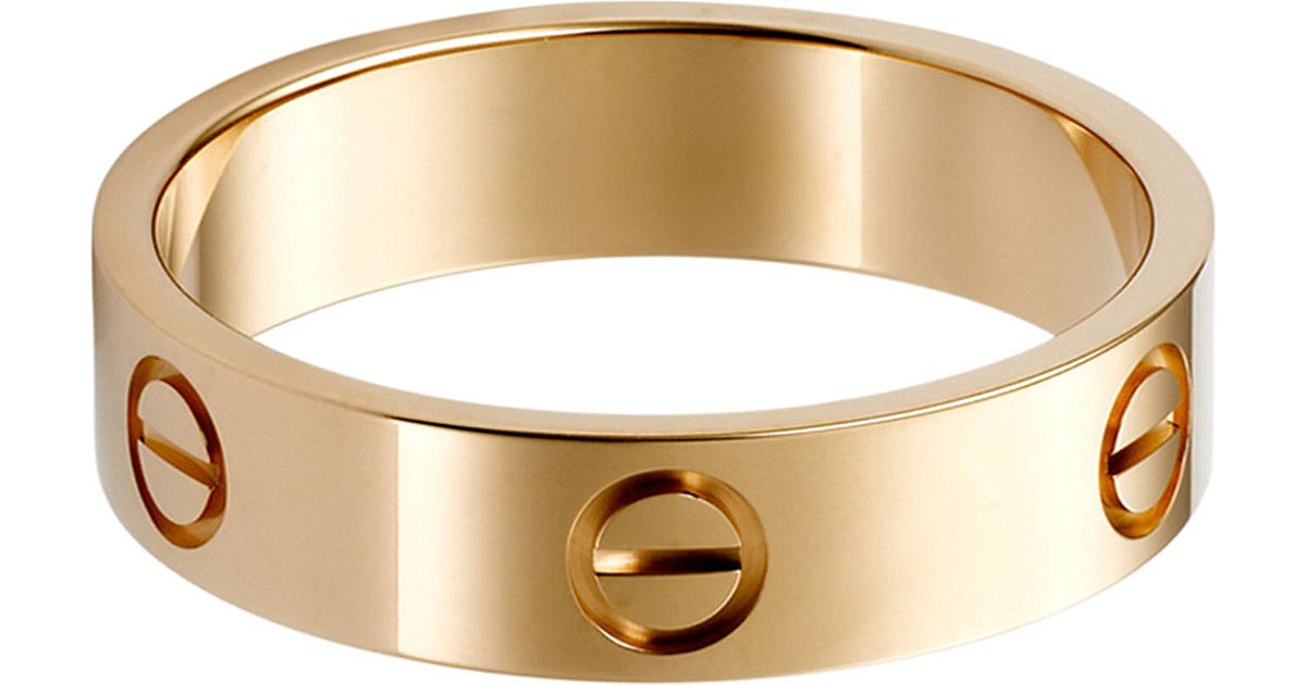 cartier gold rings collection product six en ring one love diamond bague white