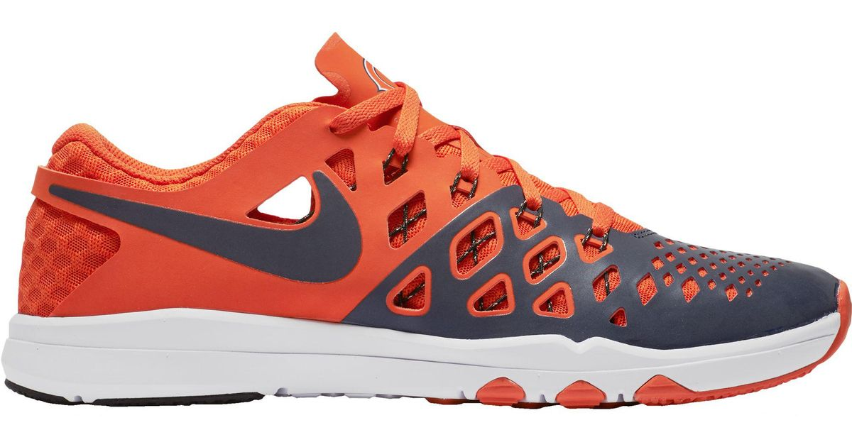 05f877a903b1 Lyst - Nike Train Speed 4 Chicago Bears Training Shoes in Orange for Men